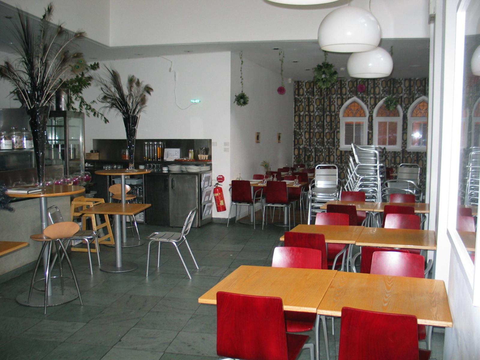 Perry St Cafe Menu