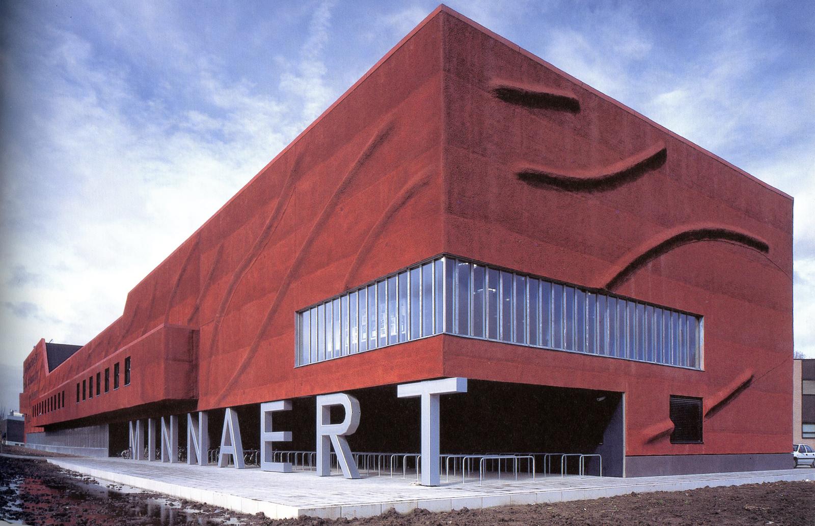 Minnaertgebouw Utrecht Nl Perry Roberts